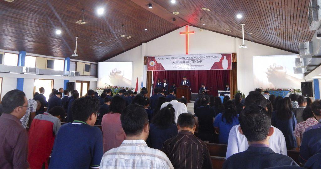 Kapel Perdana Semester Gasal 2017/2018